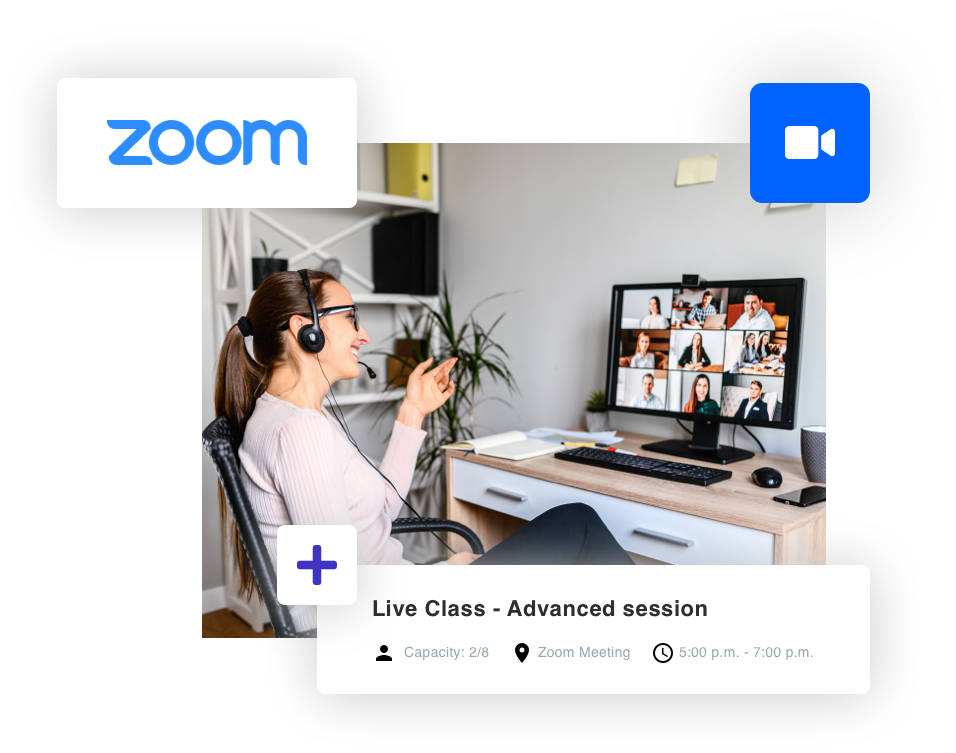 online zoom classes