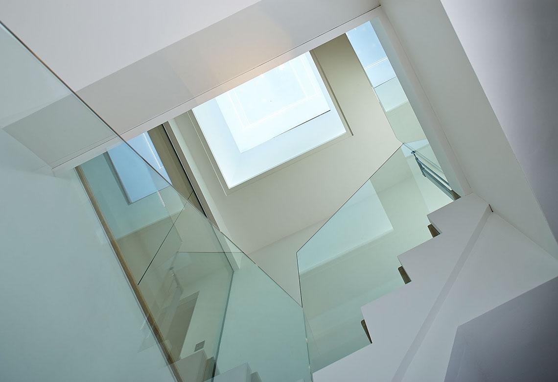 The pyramid skylight
