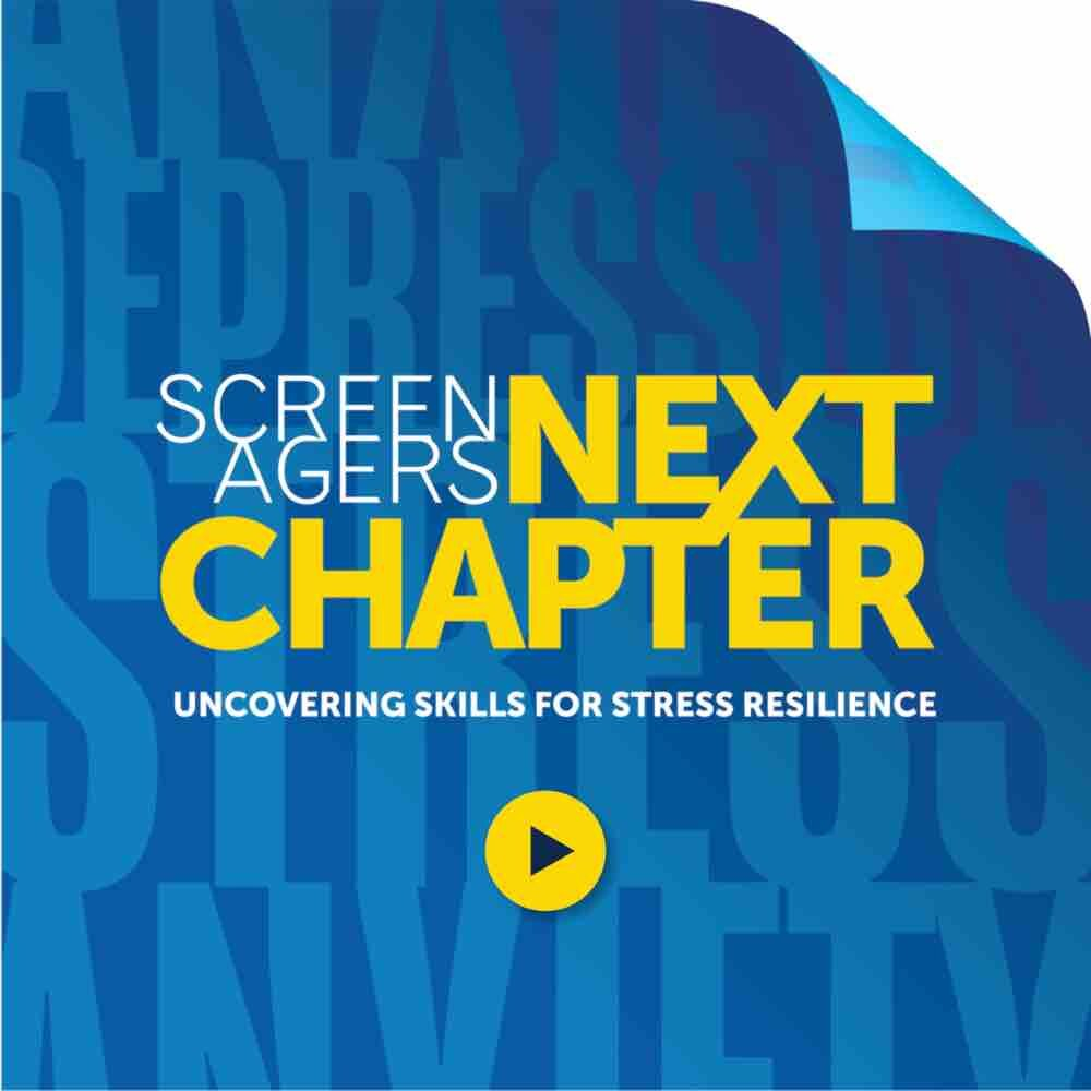 Screenagers Next Chapter movie  logo