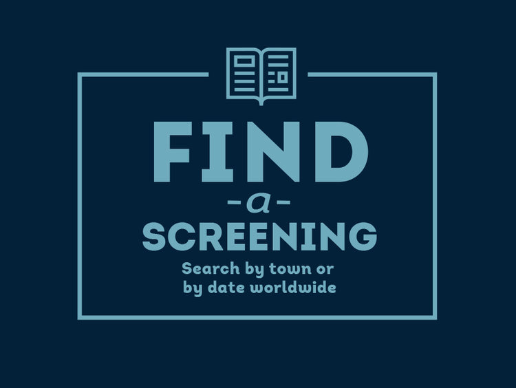 Find A screening Button