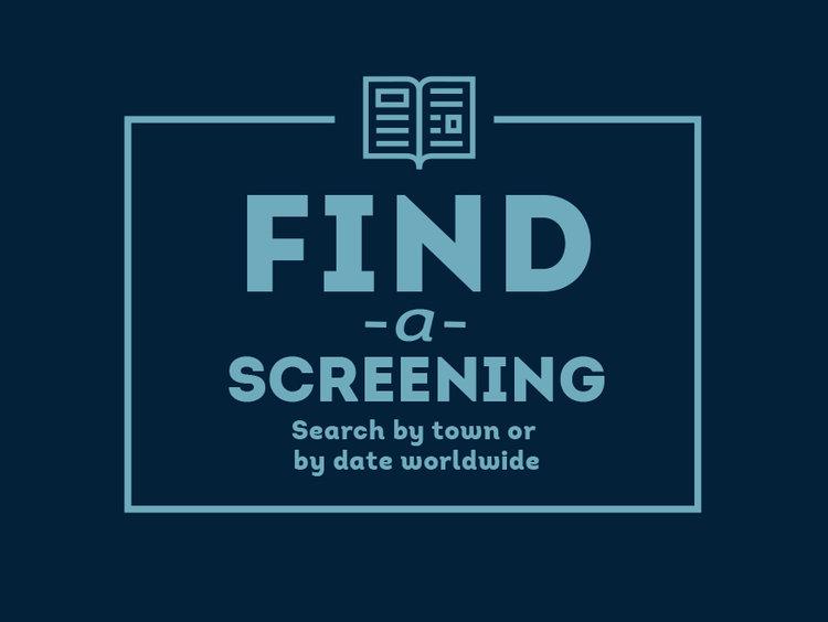Find A screening Button