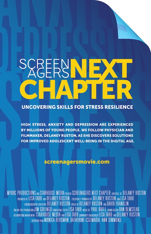 Screenagers Next Chapter Movie Poster