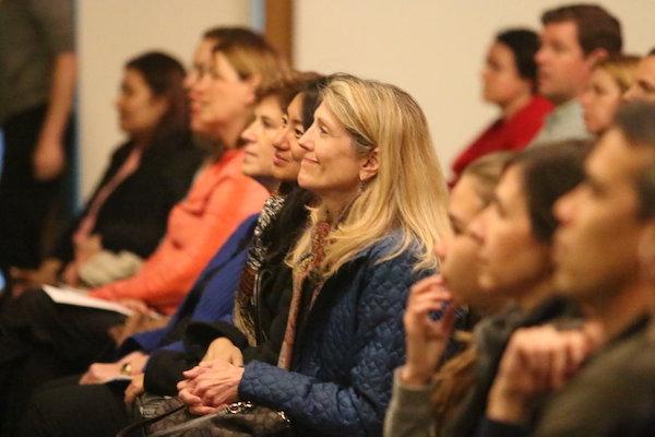 Delaney Ruston Screenagers Filmmaker at Screening Event
