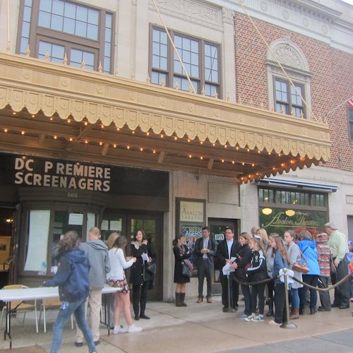 Screenagers Movie Premiere