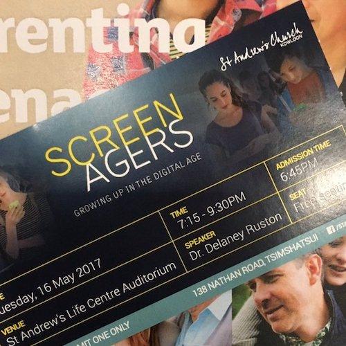 Screenagers Ticket