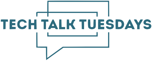 Tech Talk Tuesday Logo