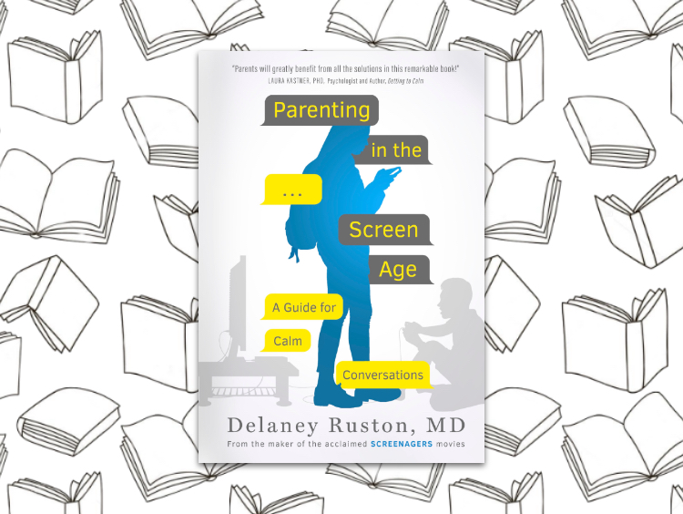 Parenting In The Screen Age Book Cover