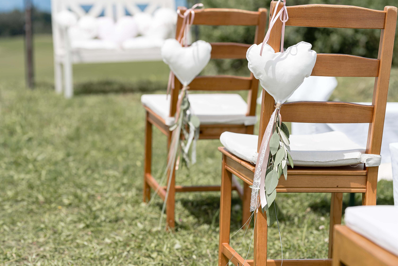 Hochzeit Besucherplätze Dekoration