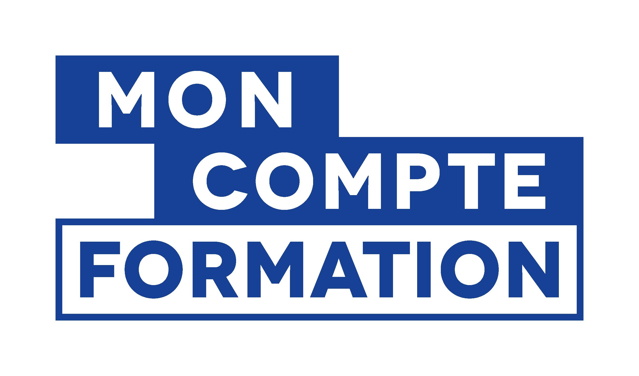 Logo mon compte formation orthographiq