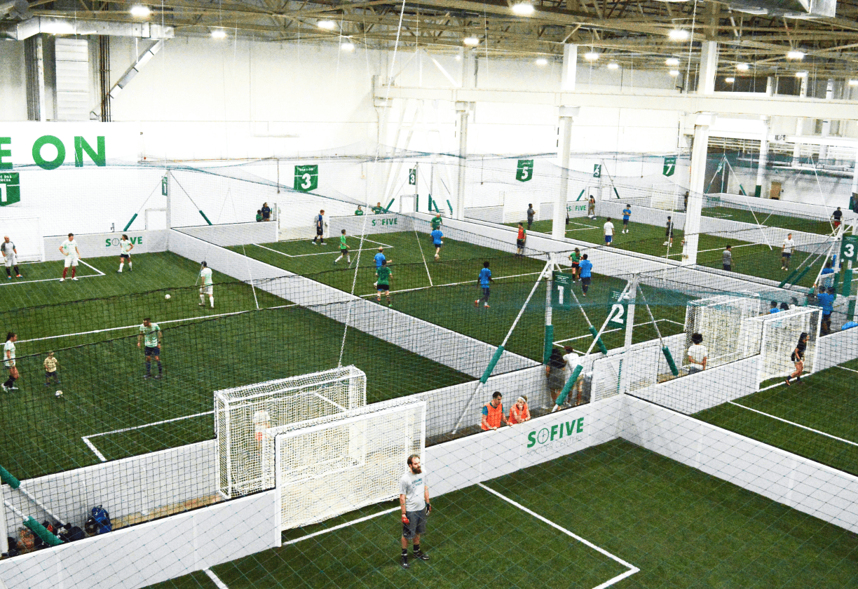 Sofive - The Home of Five-a-Side Soccer