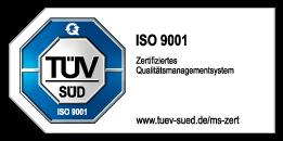 ISO Zertifikat ASKEA Feinmechanik