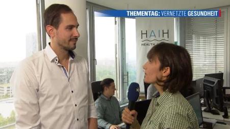 Mindpeak on TV at Northern German Public Broadcast (NDR)