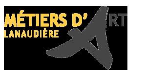 Logo Métiers d'art Lanaudière