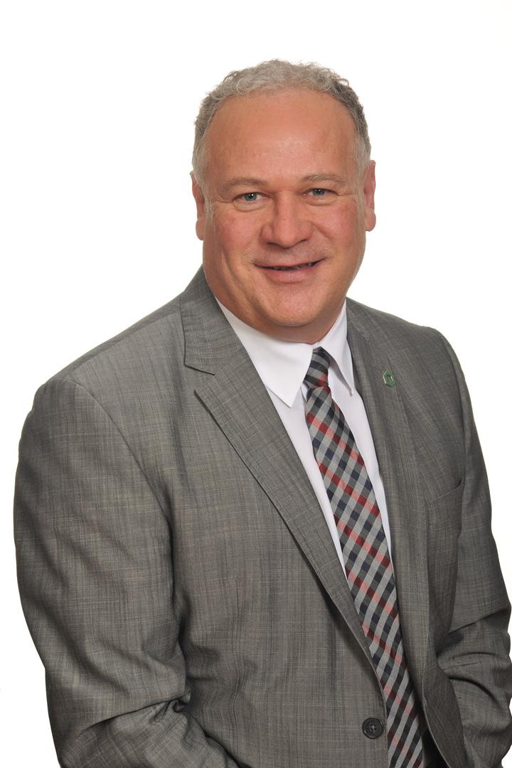 Joël Landry Directeur général Caisse Desjardins de Joliette et du Centre de Lanaudière