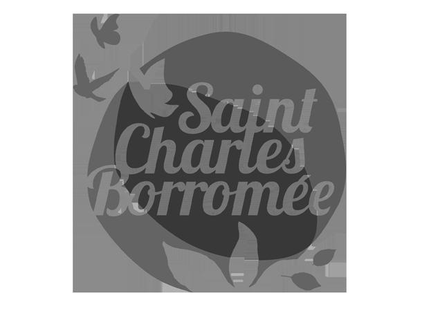 Logo Saint-Charles-Borromée