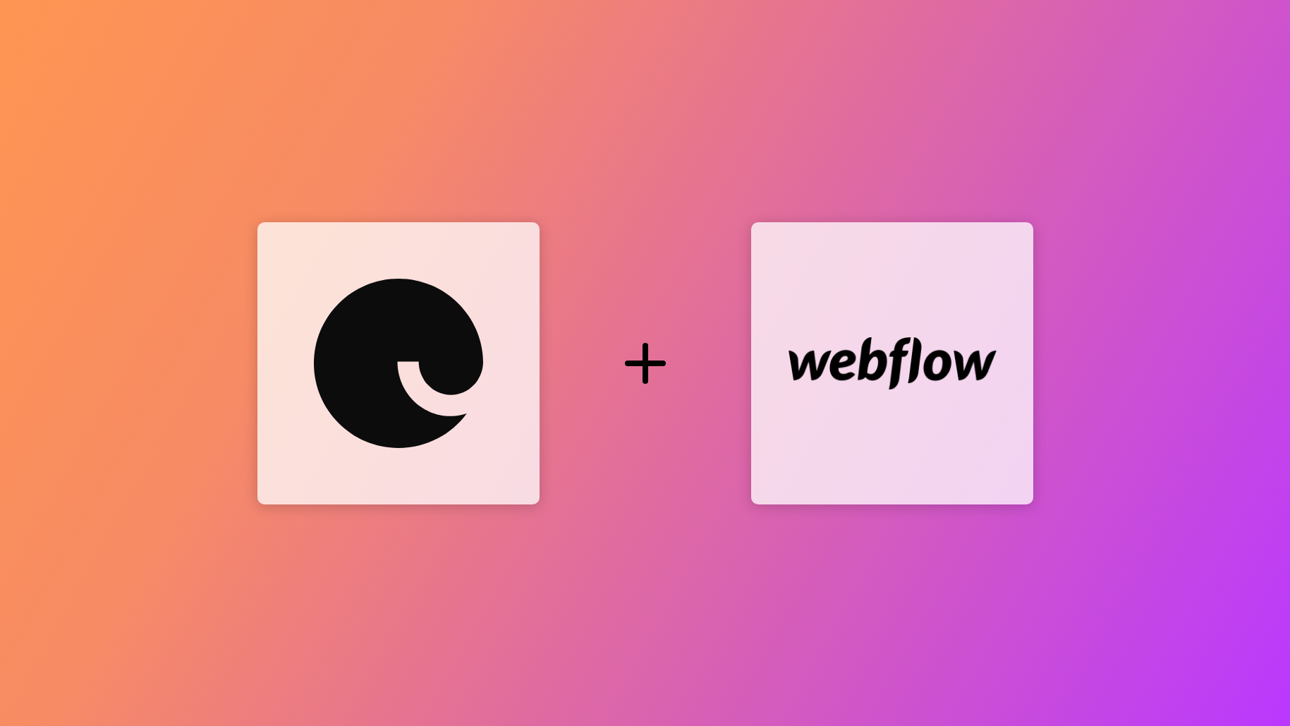 How to Install Emcee on a Webflow Website?