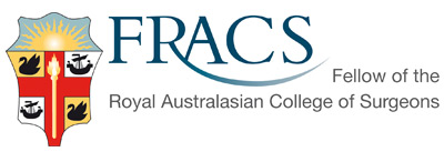 Fellow of the ROyal Austrlasian College of Surgeons