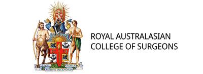 Royal Australasian College of Surgeons Logo
