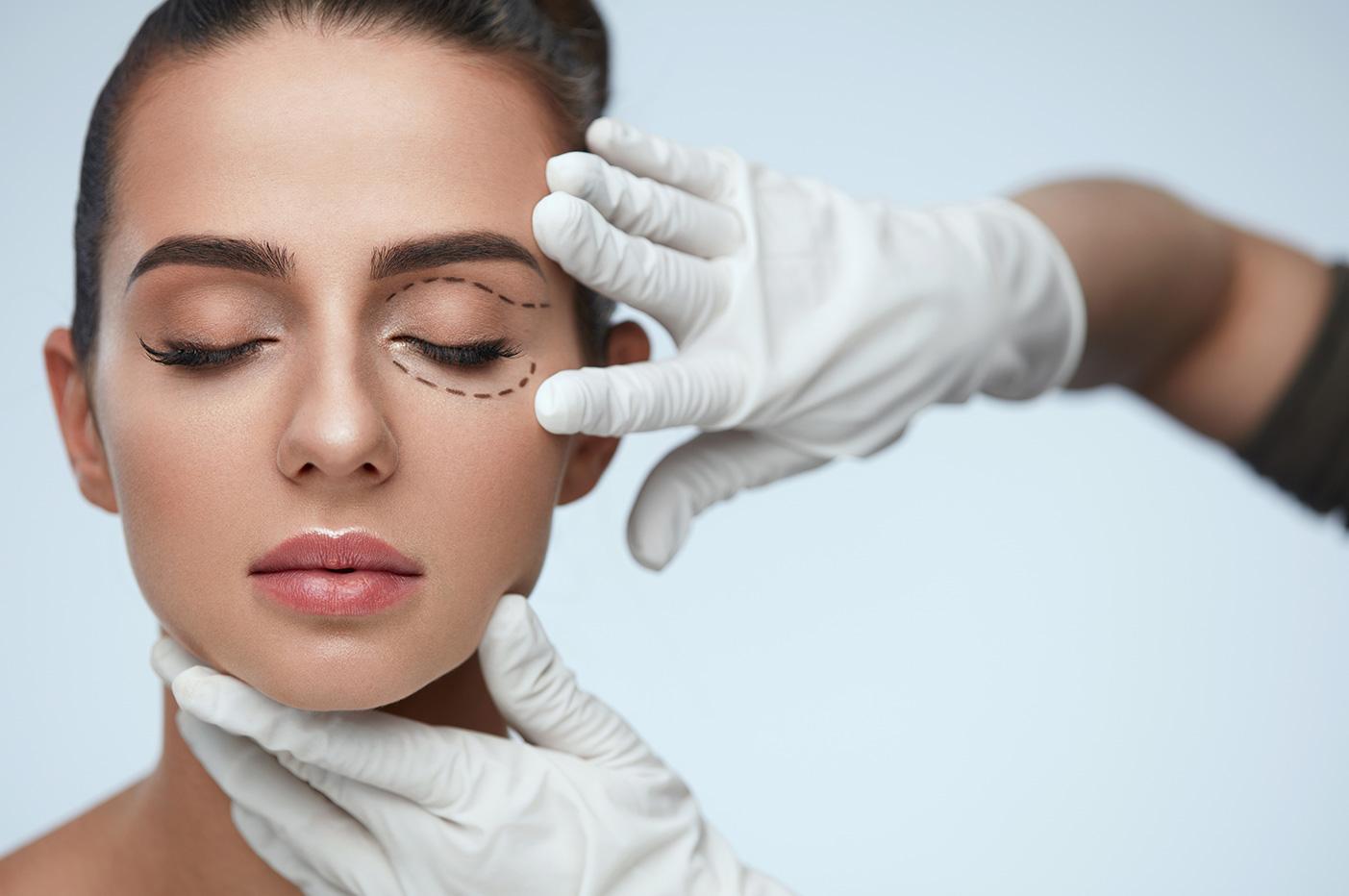 Eyelid Reduction Surgery