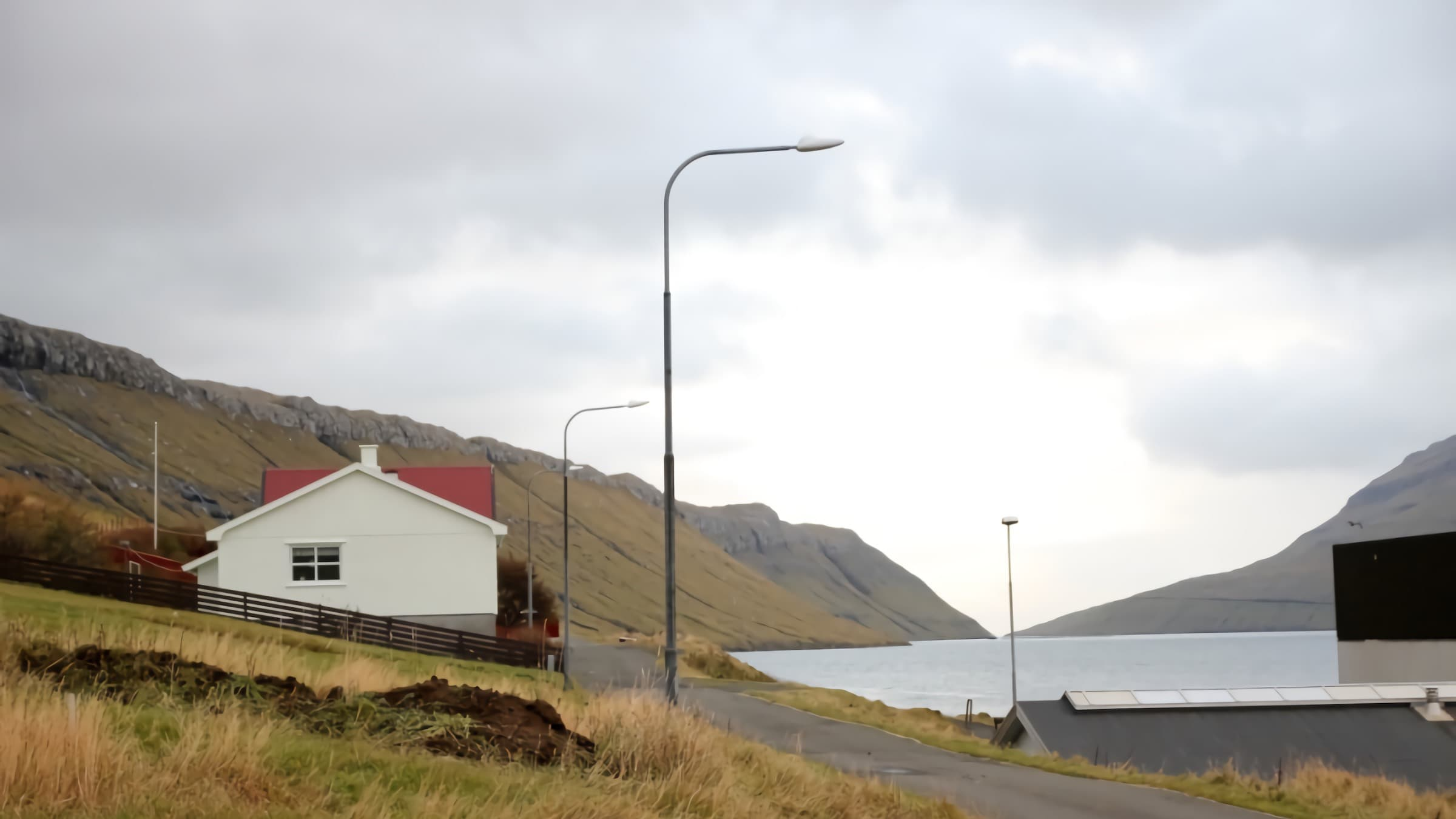 LED street light 35 watts installation in the Faroe Islands is the our first installation in such a beautiful island which offers super quality of light to make our partner very happy