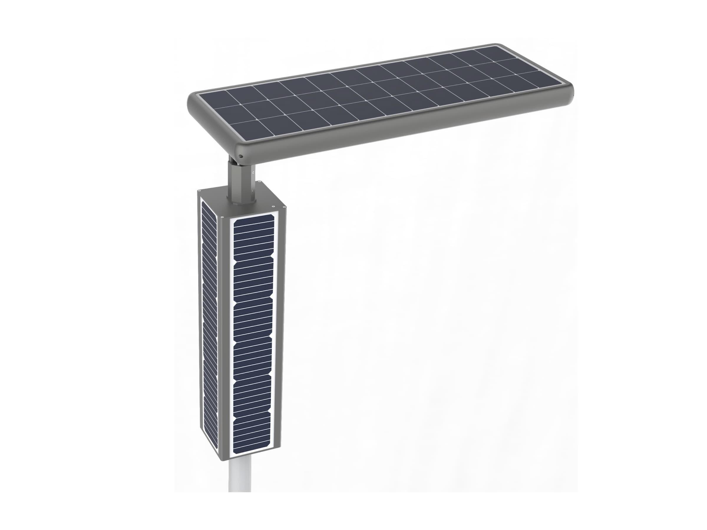 High power solar street light all in one type | Lightgogo 4 Plus