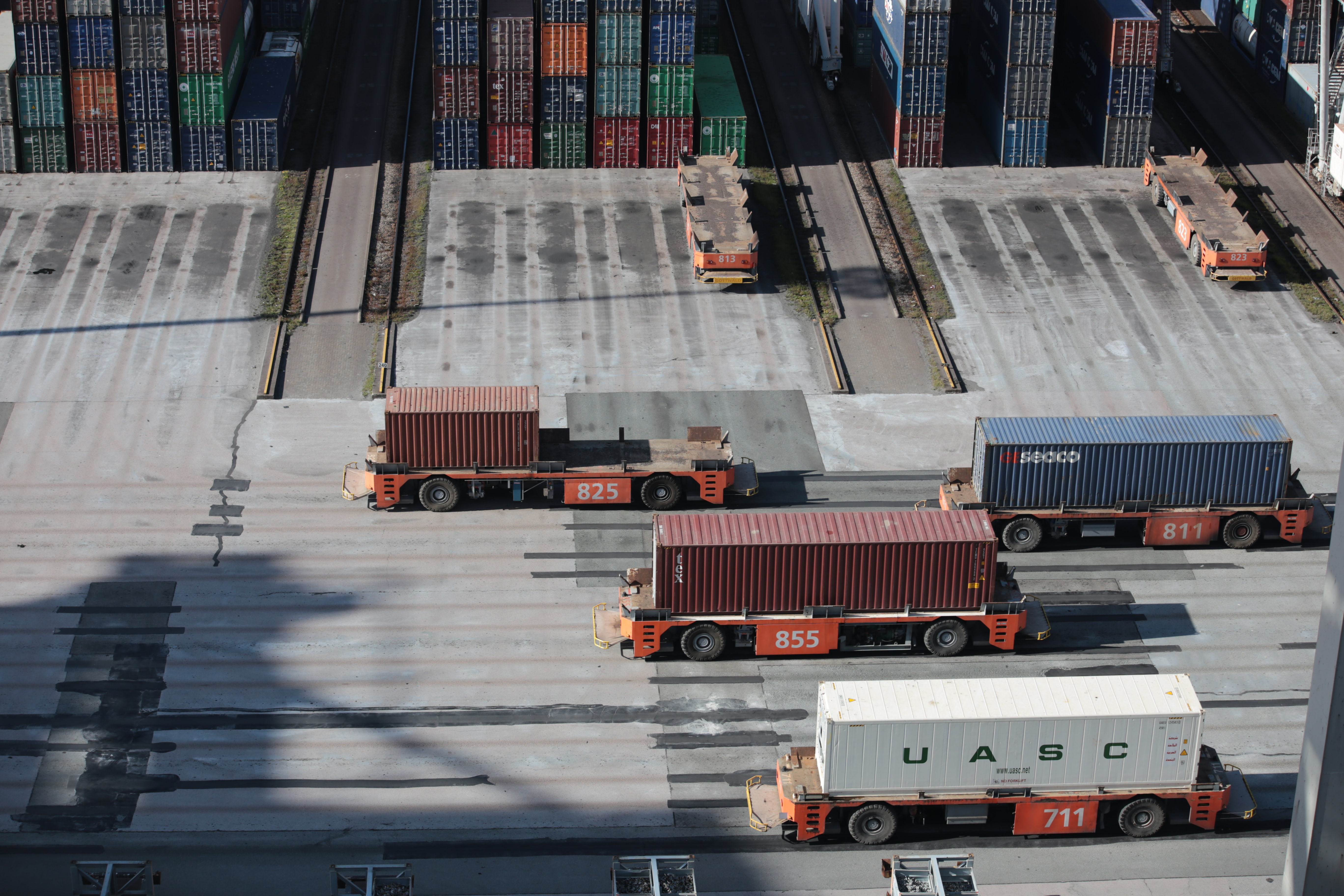OpenTrack is an enterprise grade container visibility platform that saves operations team valuable time and provides powerful insights on all shipments.
