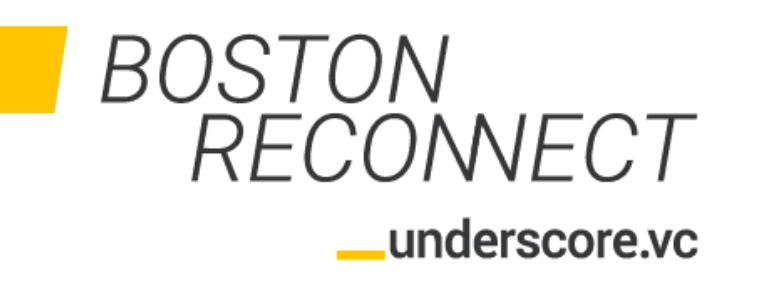 Boston Reconnect