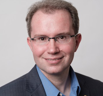 Dr. David Bray