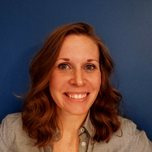 A picture of our Head of Operations & Finance Margaret Gorman