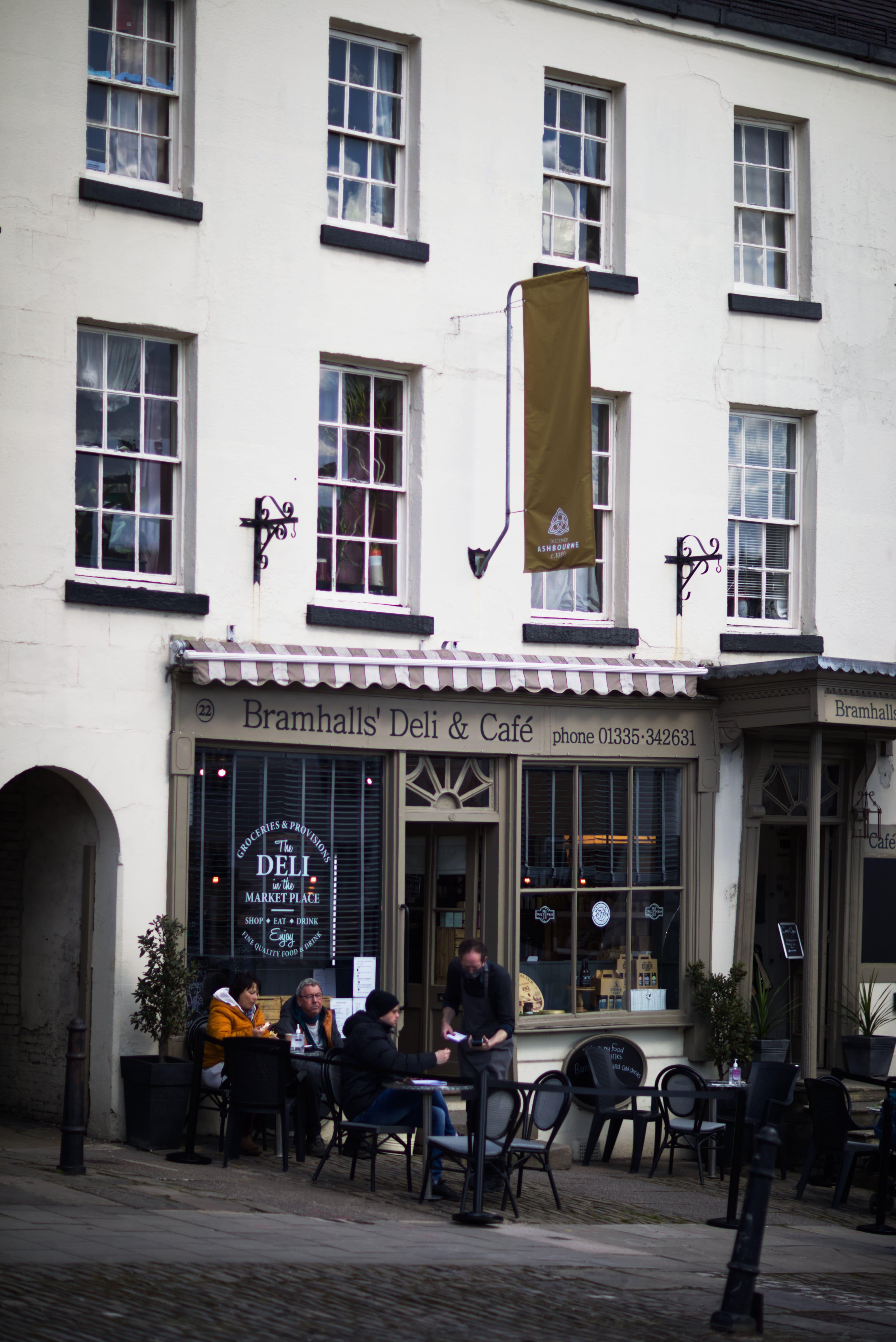 Bramhalls Deli & Cafe