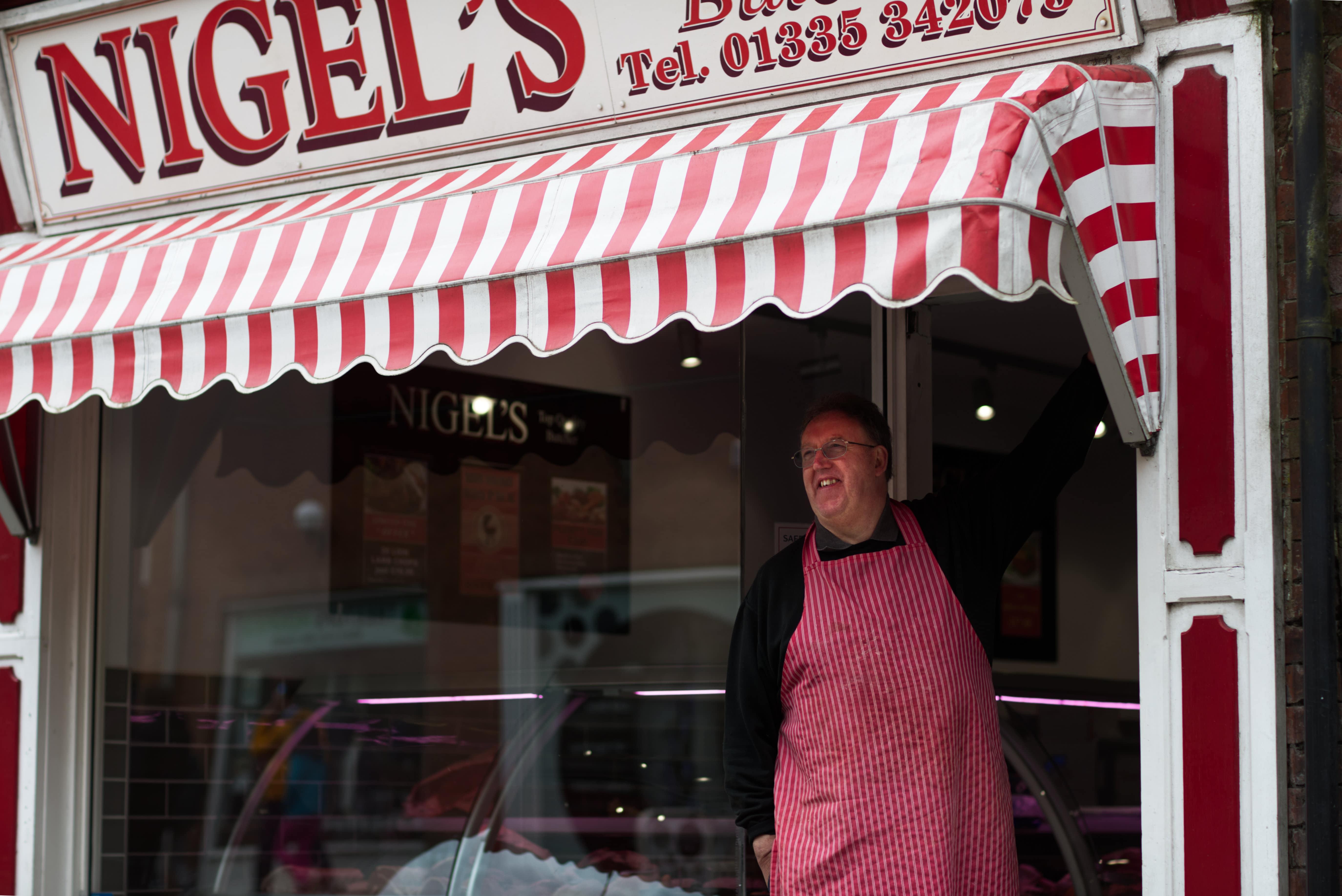 Nigels Butchers