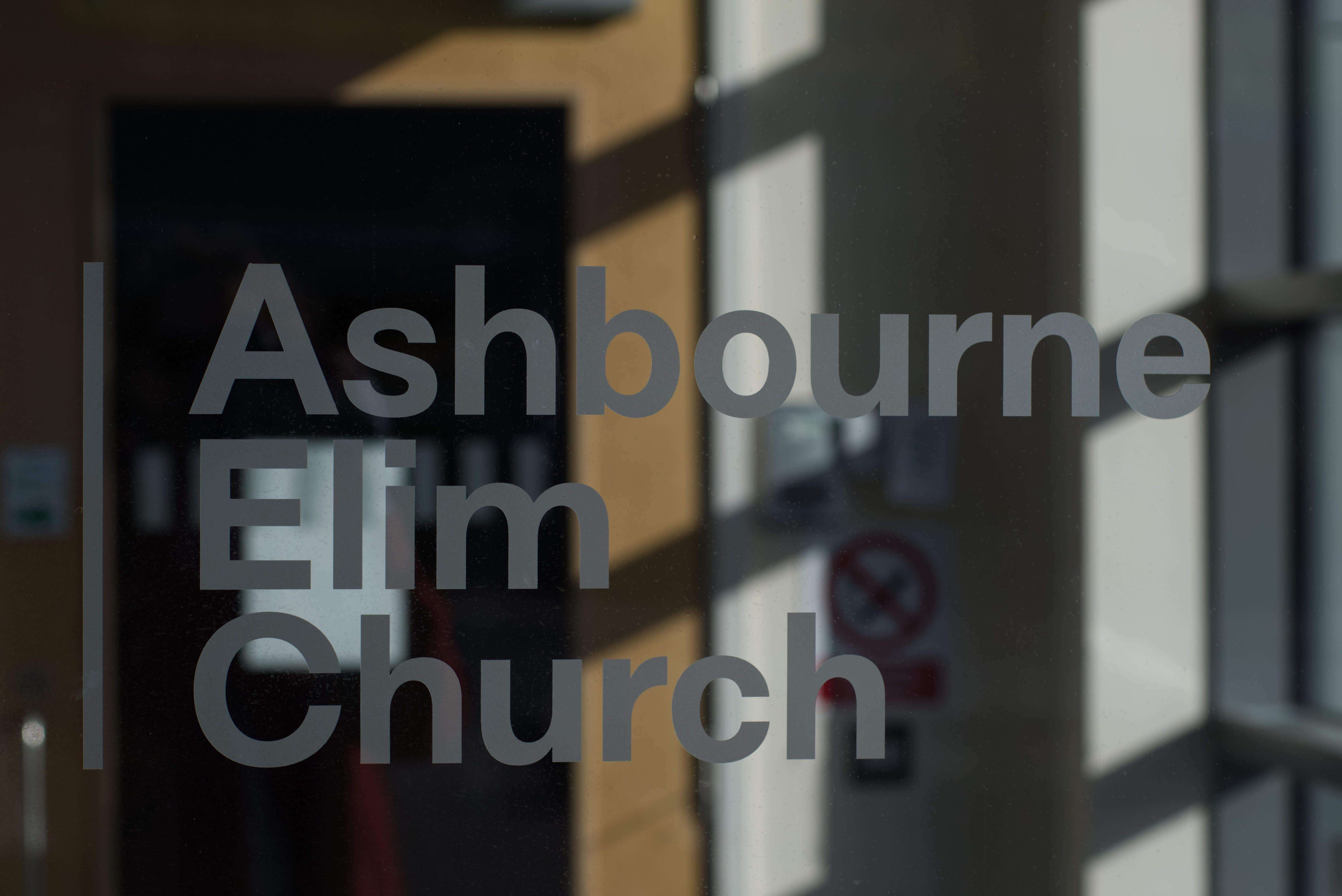 Ashbourne Elim church
