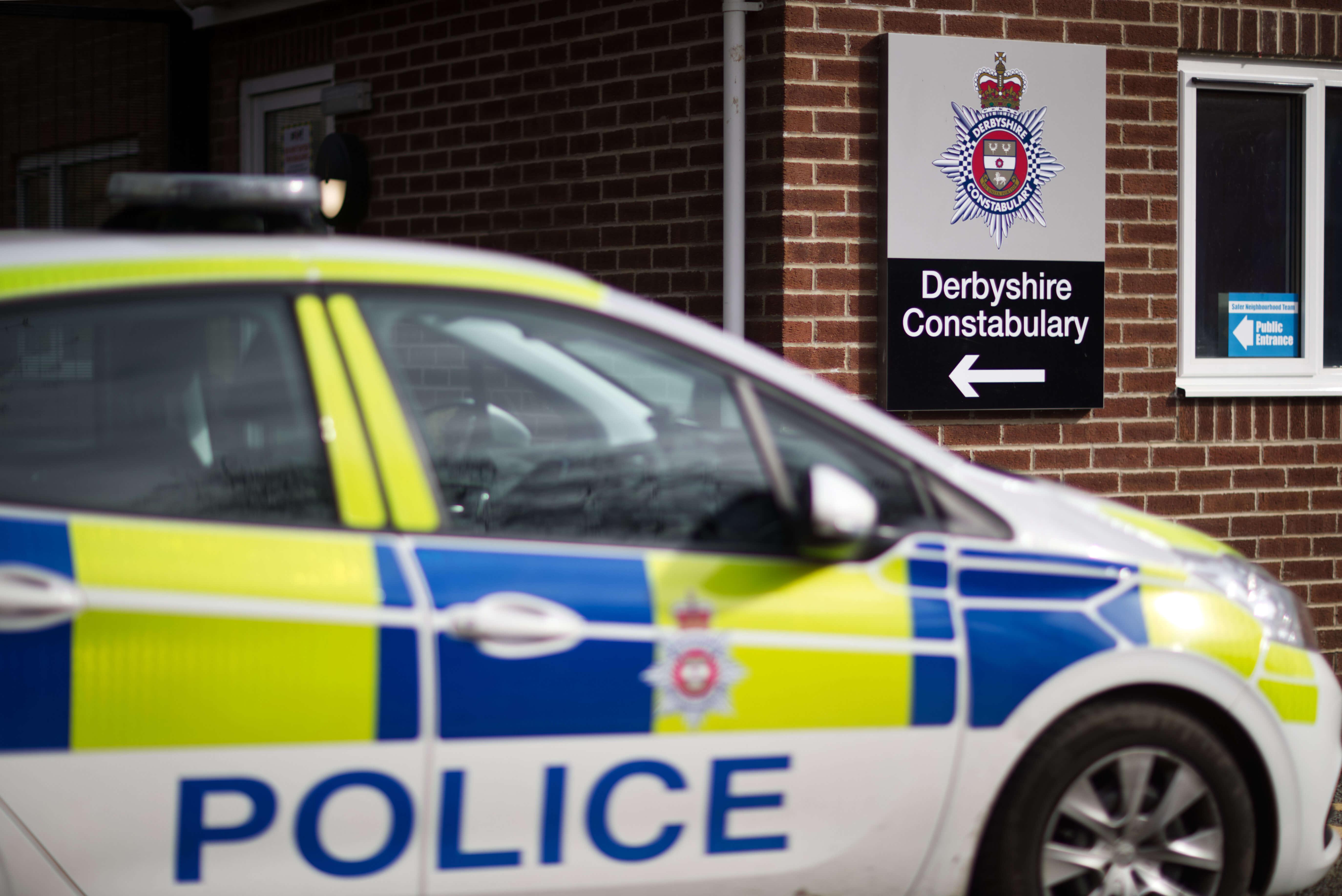Ashbourne Police Station