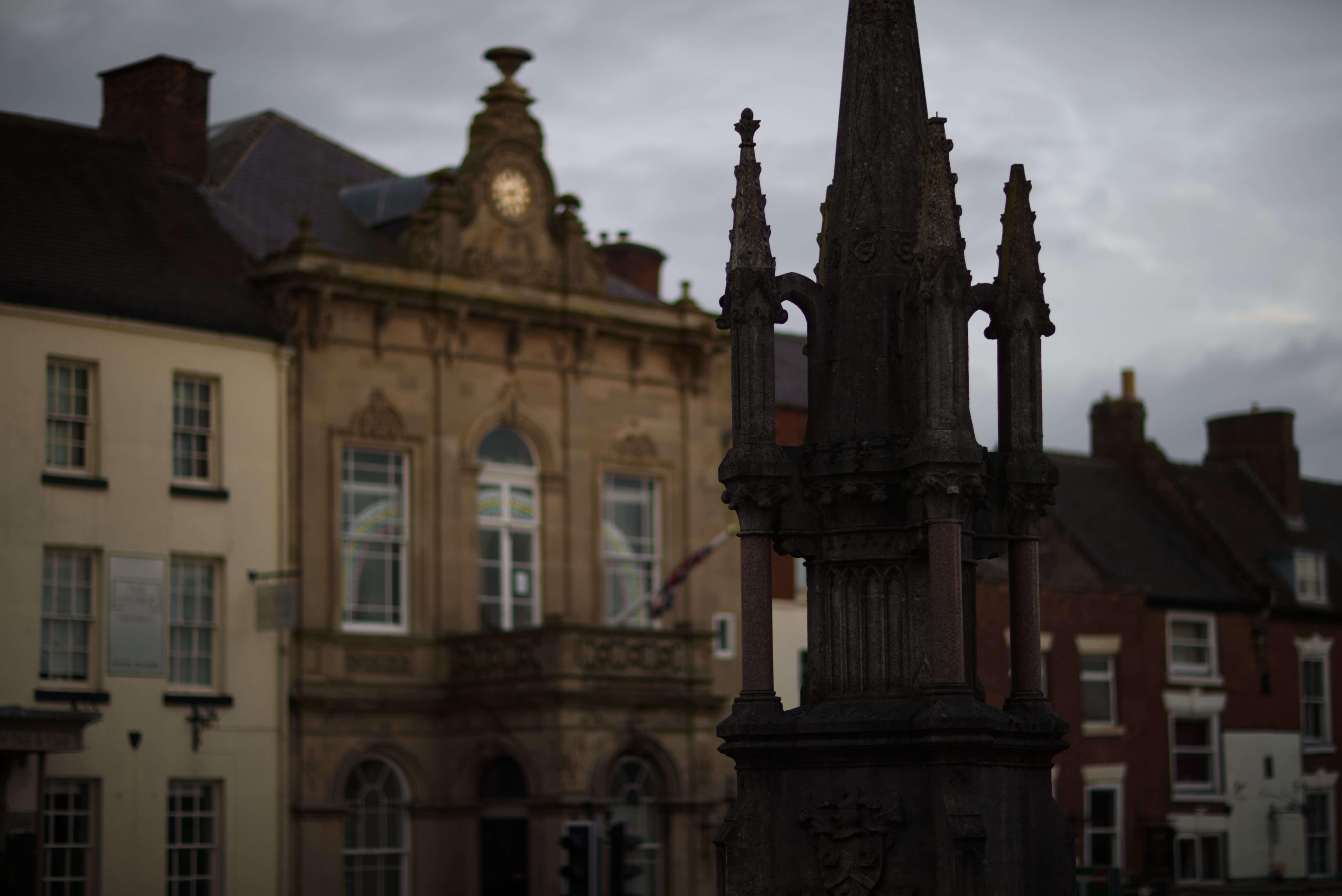 Ashbourne Town Hall