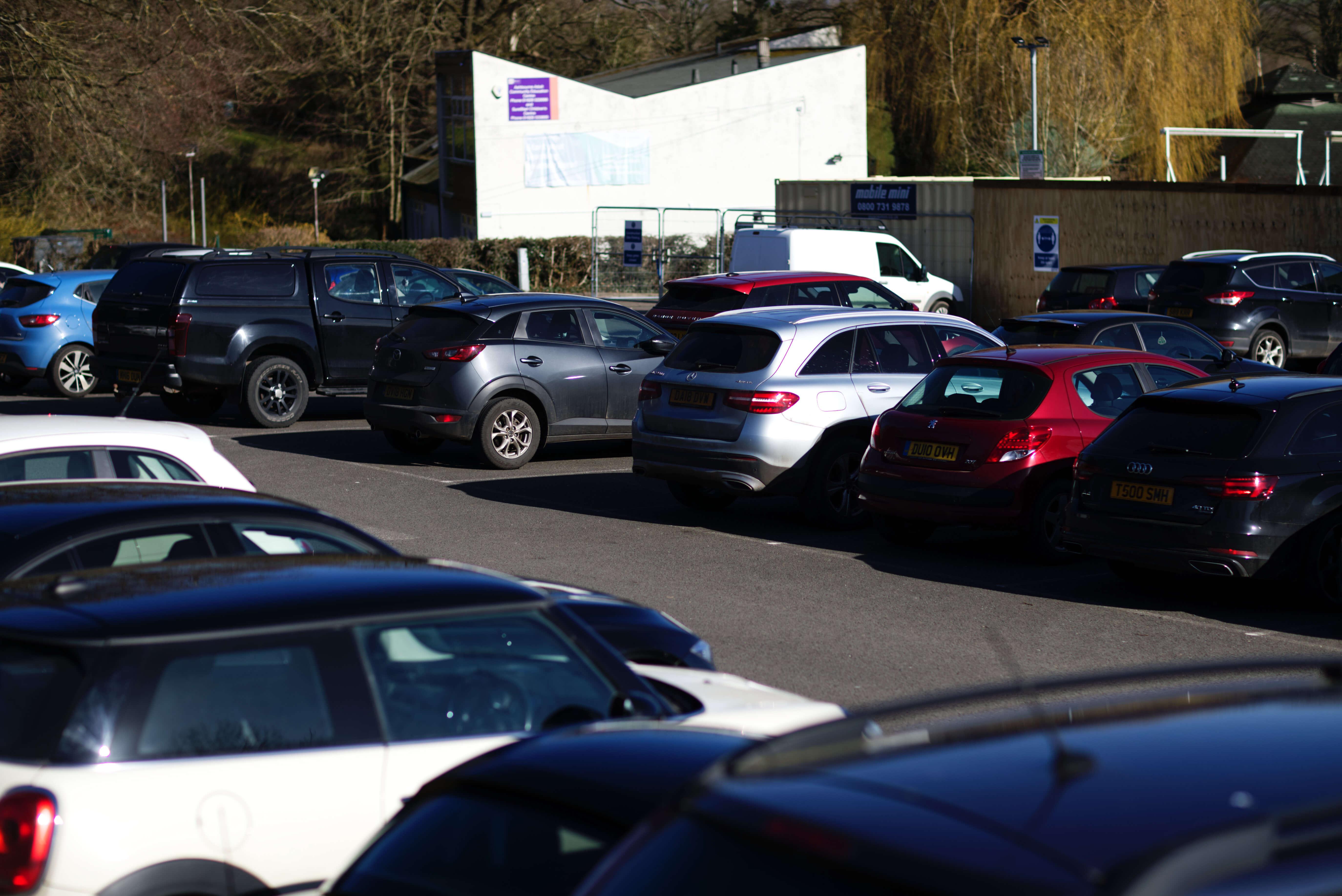 Rugby Club car park