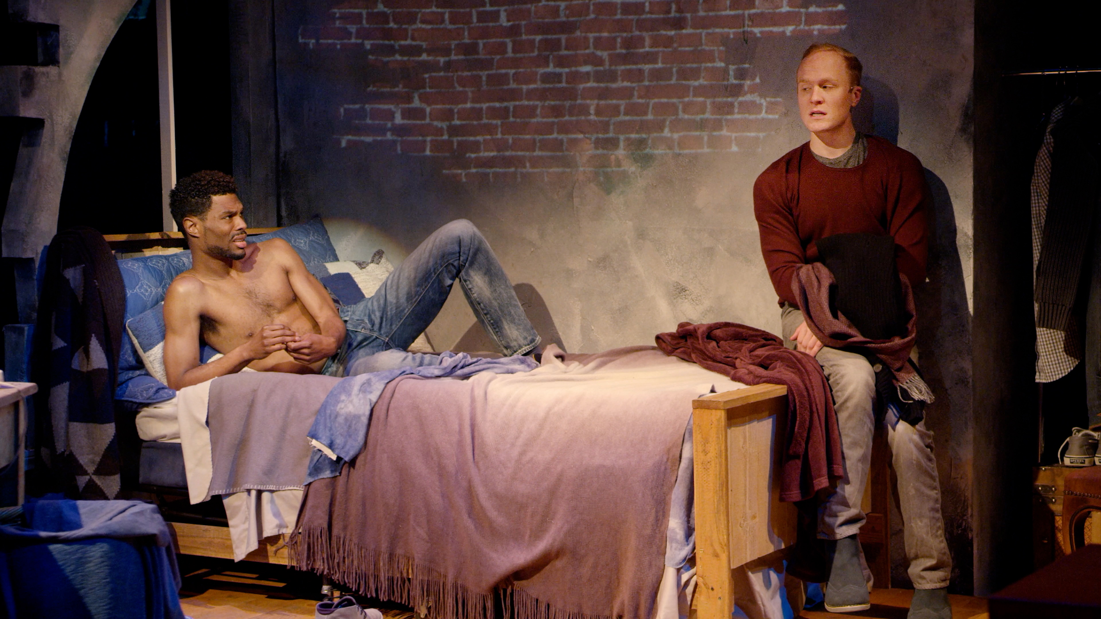 Bitter Earth at The Road Theatre Company