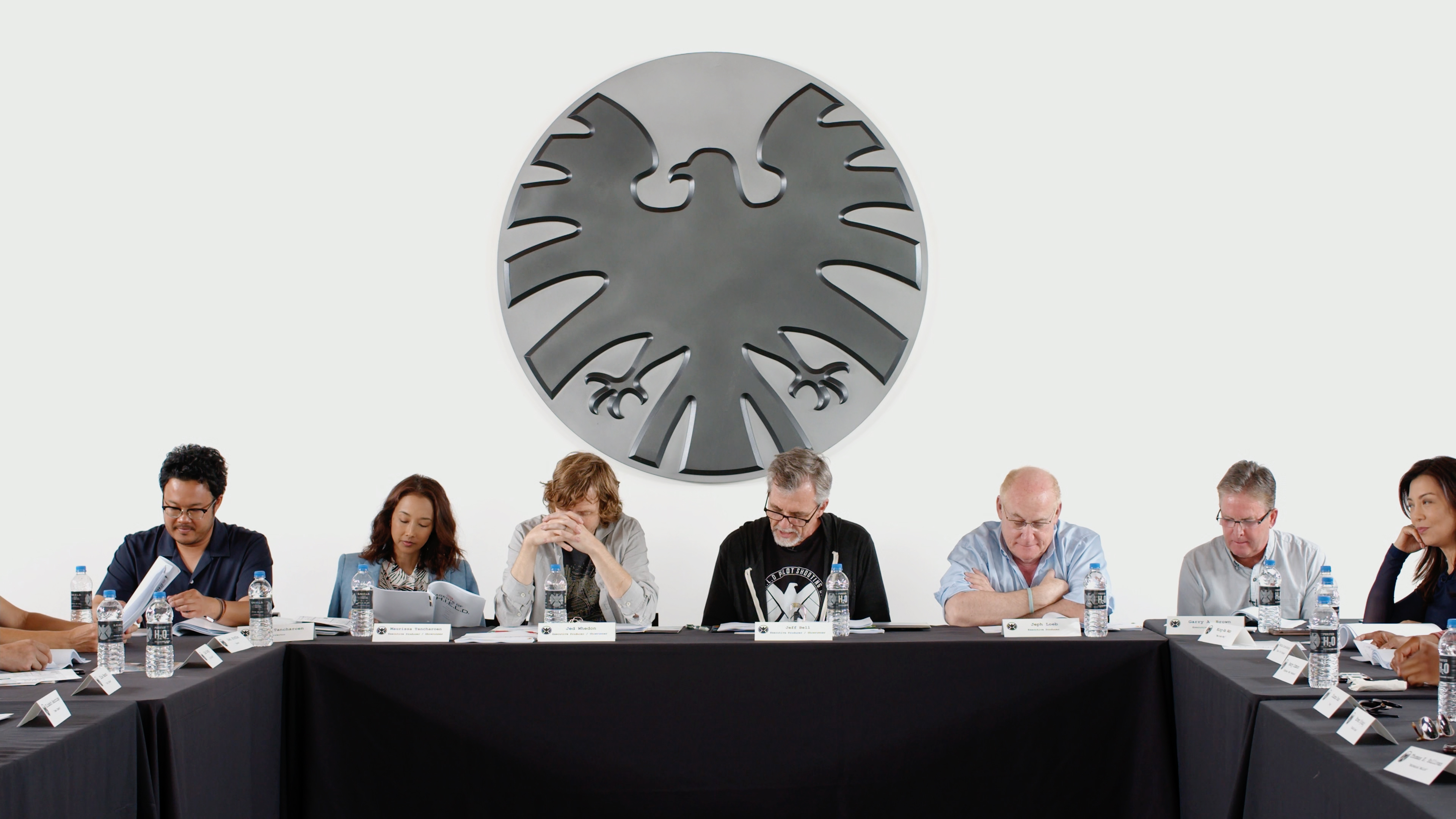 Marvel's Agents of SHIELD Final Table Read