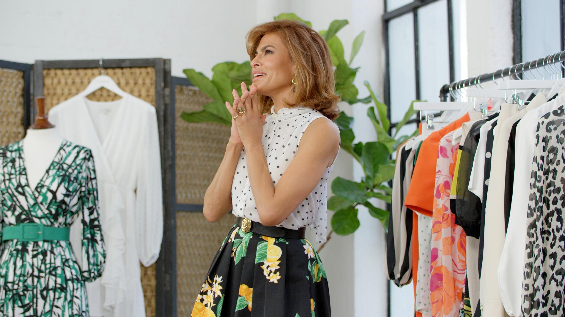 Eva Mendes Fashion Collection