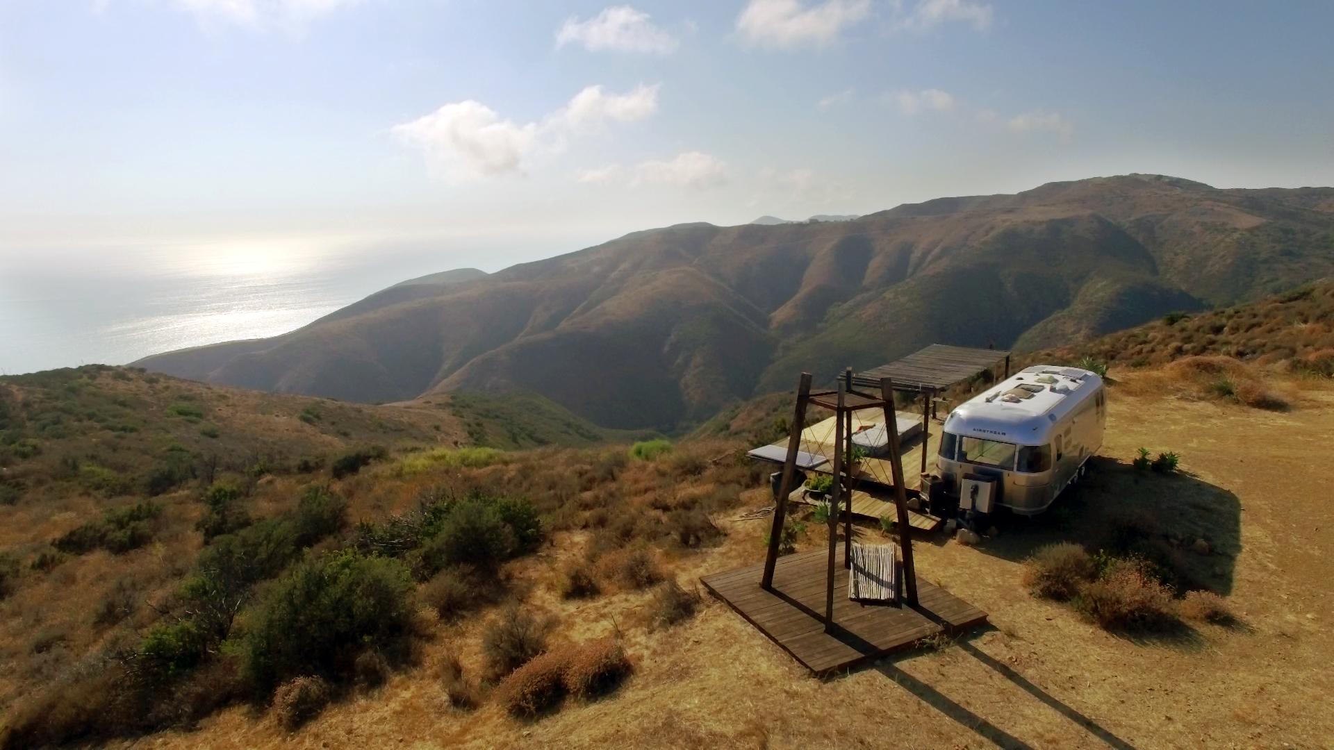 Malibu Airstream Spotlight