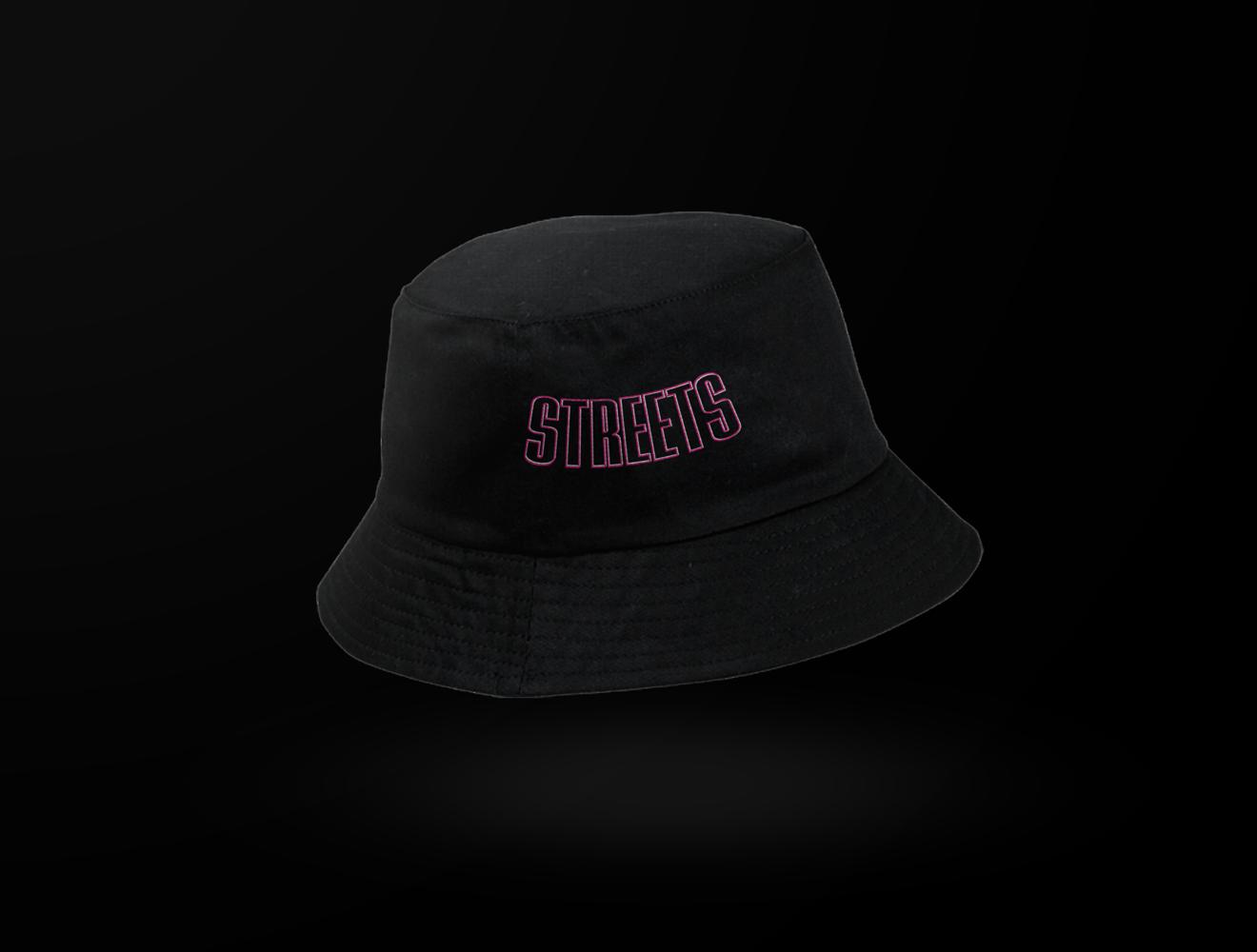 Streets Bucket Hat