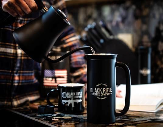 Flexible shopping experiences for Black Rifle Coffee