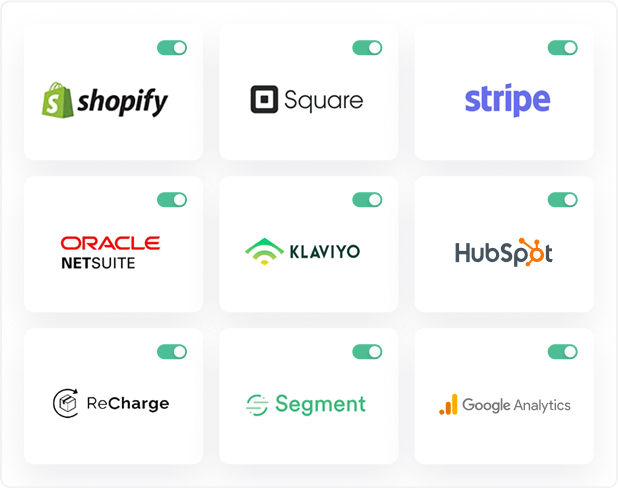 Shopistry built-in hassle free integration for headless commerce