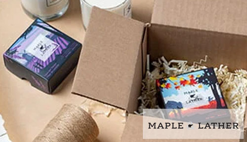 Maple & Lather used Shopistry headless commerce platform for their subscription business