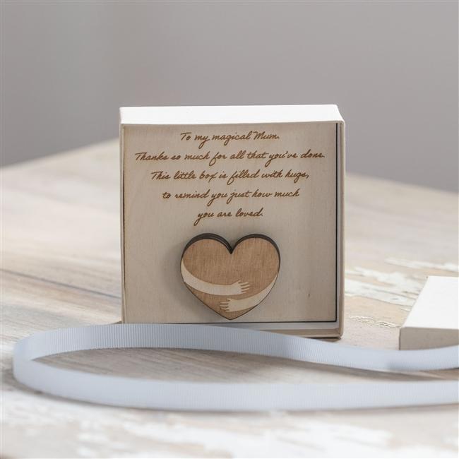 Wooden Keepsake Box - My Magical Mum