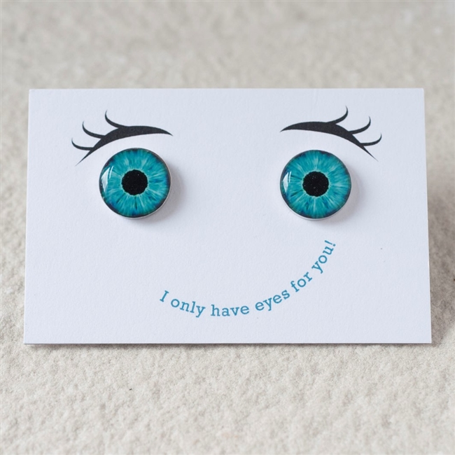 'Only Have Eyes For You' Cufflinks