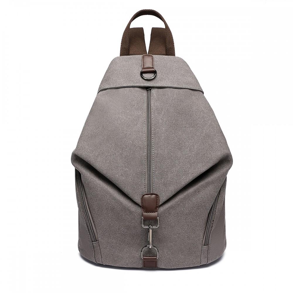 Kono Fashion Canvas Backpack