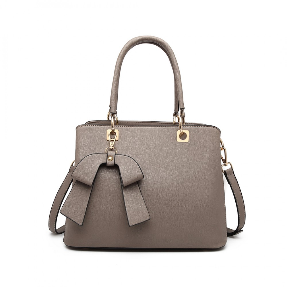 Leather Pendant Handbag