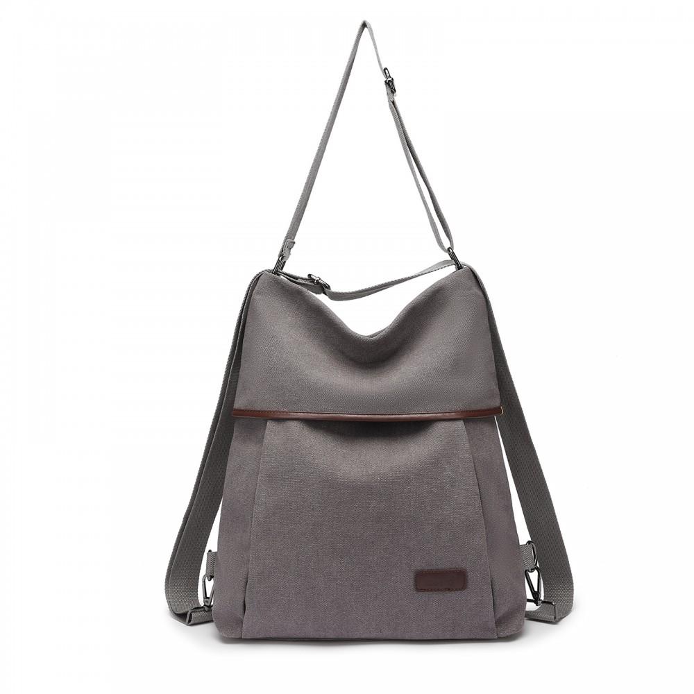 Kono Two Way Canvas Bag