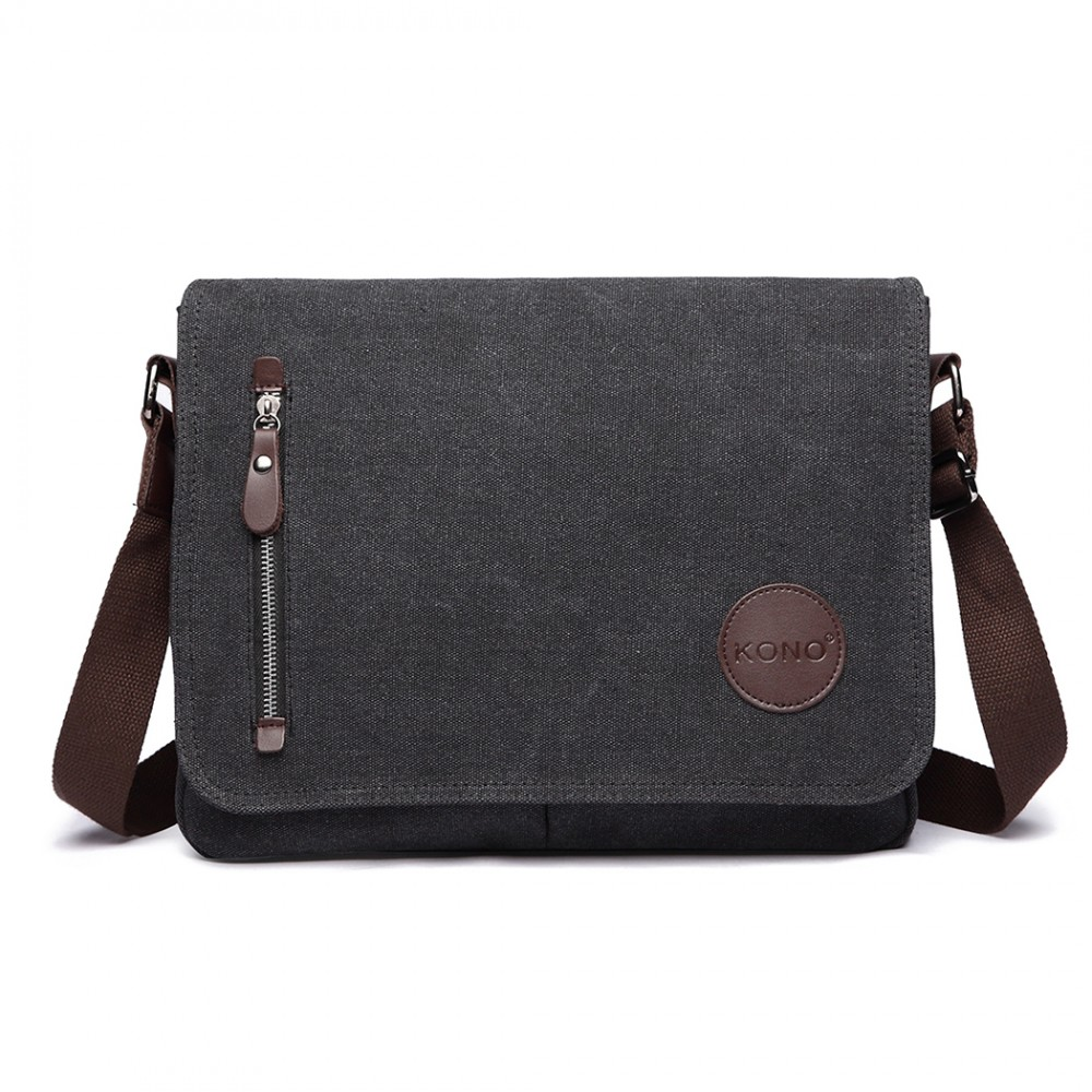 Kono Retro-Style Cross Body Bag