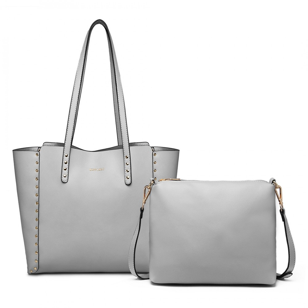 2-In-1 Tote And Shoulder Bag